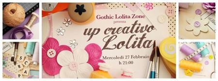 Up creativo lolita
