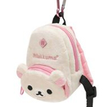 Rilakkuma backpack plush charm