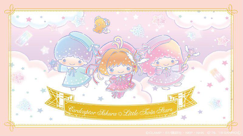 Cardcaptor Sakura x Little Twin Stars