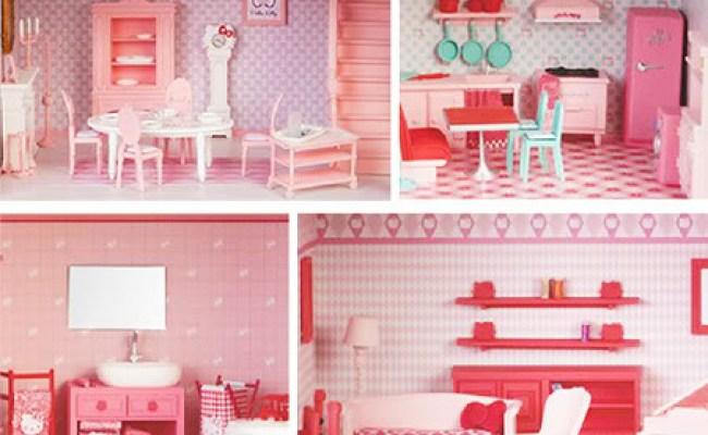 On Newsstands La Casa Di Hello Kitty Kawaii Gazette