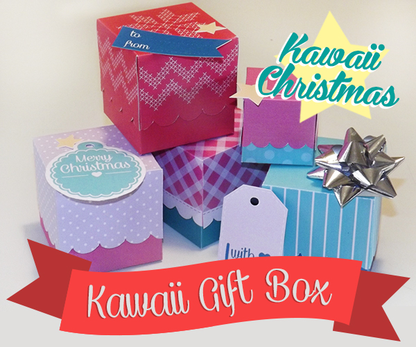 Kawaii Gift Box