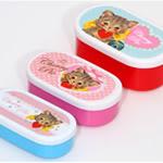Cute cats Bento Box set