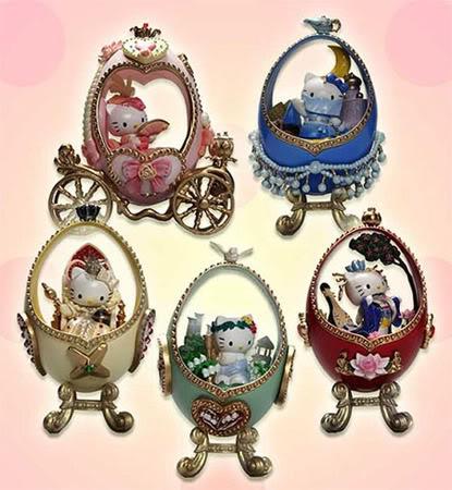 Hello Kitty Formation Arts: piccole meraviglie da collezione