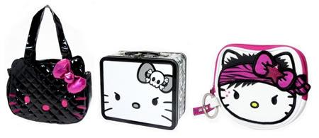 Sanrio in crisi? Nuovi design di Hello Kitty.