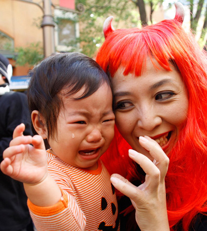 Halloween in Japan - Kawaii Kakkoii Sugoi