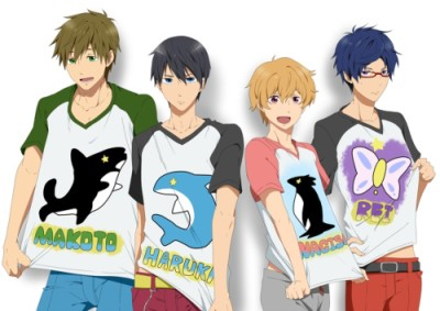 Stream & Watch Free! - Iwatobi Swim Club -   Free! -Eternal Summer ...