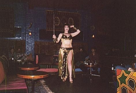 What I learned from working as a belly dancer at the