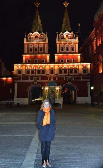 O que fazer à noite em Moscou