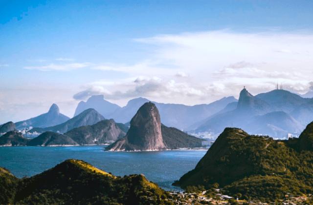 Rio de Janeiro's landscape