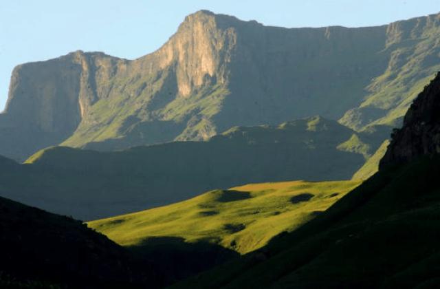 Montanhismo na África do Sul