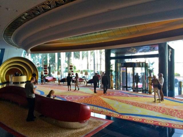 Hotel turístico em Dubai