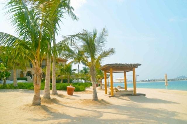 Hotel à beira da praia em Dubai