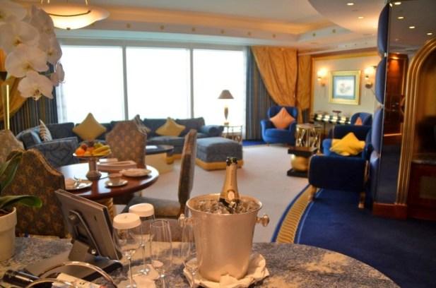 Suíte de luxo em Dubai