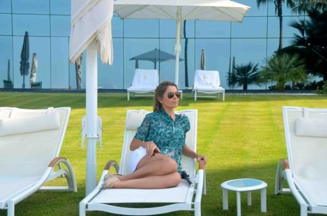Hotel beira mar Dubai