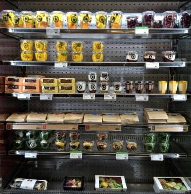 Pret a Manger - Comida orgânica em Londres