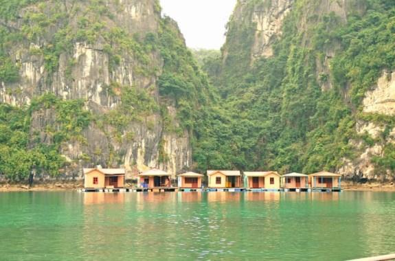 Passeios para casais em Halong Bay
