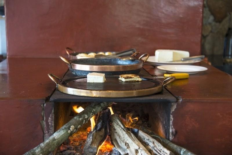 Restaurante em Tiradentes