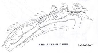 川辺磨崖仏 地図