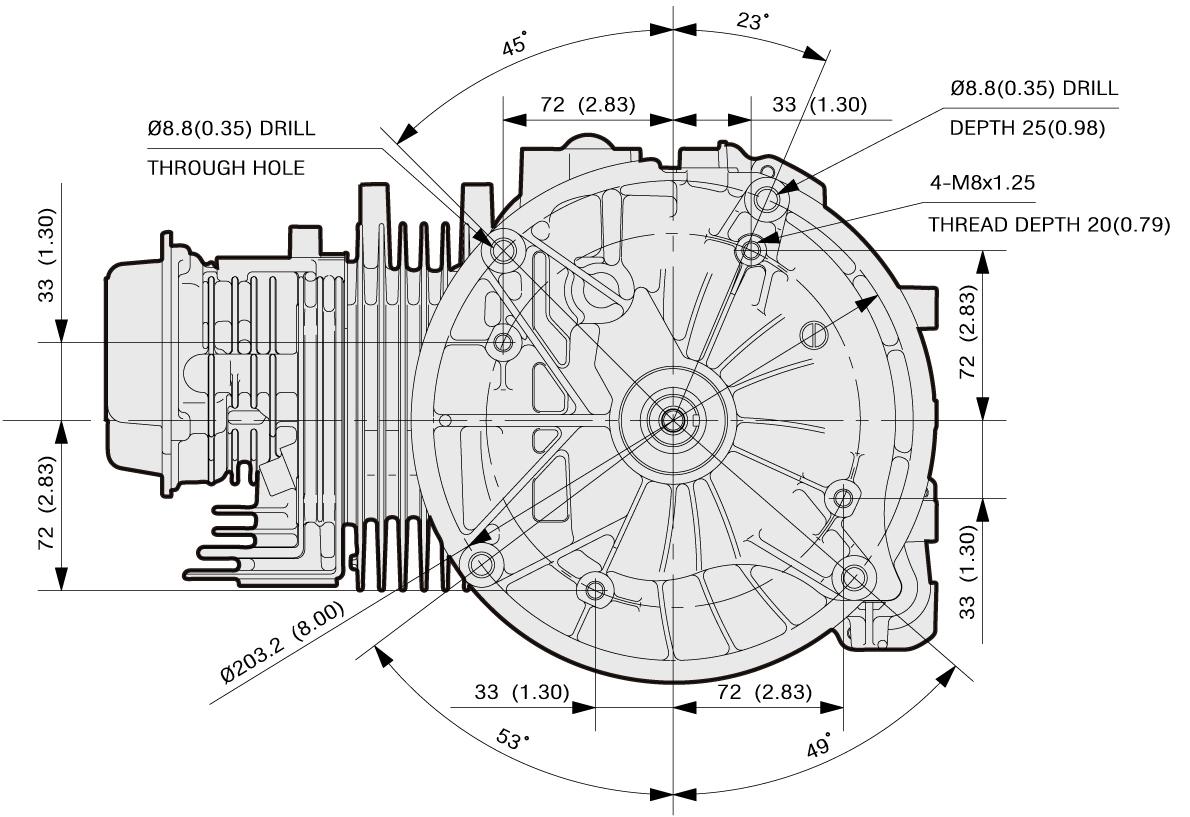hight resolution of related models fj180v es