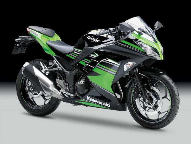 2016 Kawasaki Ninja 300 KRT