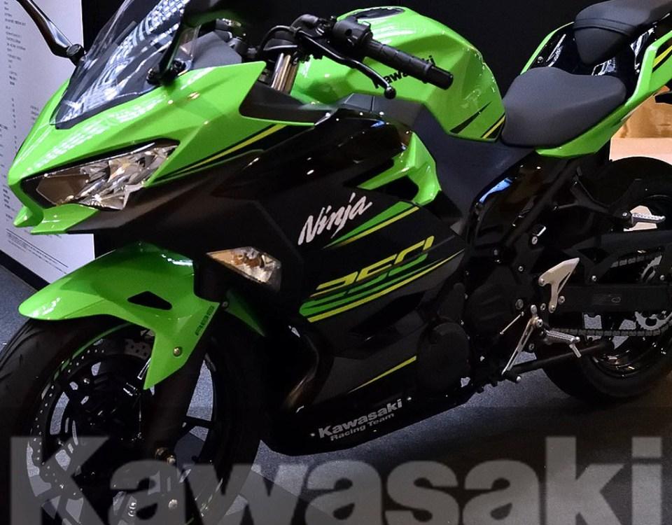Kawasaki Ninja 250SE ABS 2021