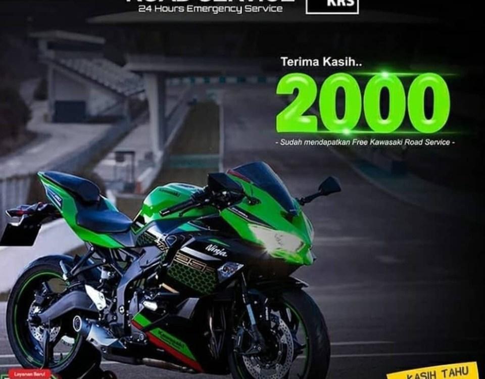 Dealer Resmi Kawasaki Terdekat