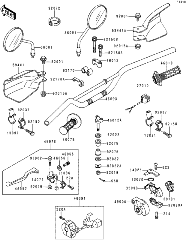 Kdx 220 Engine Diagram KTM Engine Wiring Diagram ~ ODICIS