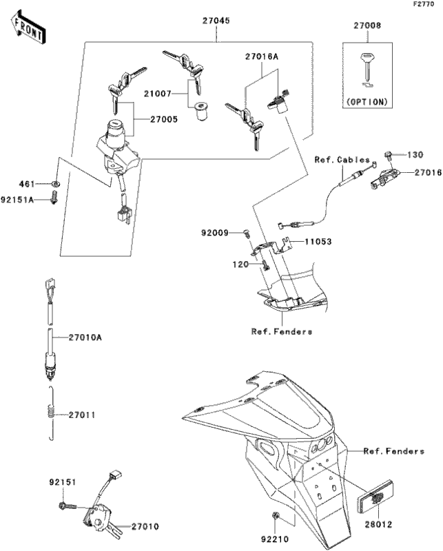 2008 Victory Hammer Electrical Wiring Diagram