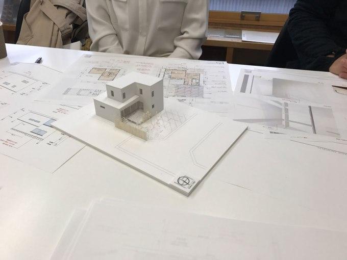 建築と建てる米子の家