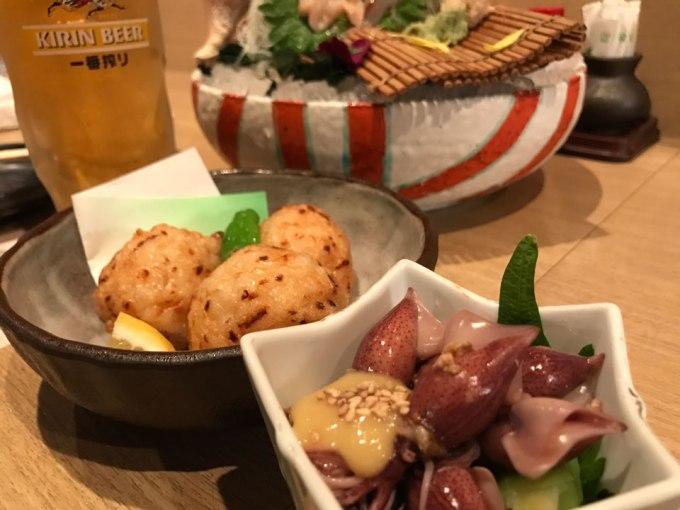 設計打合せ後の食事会 富山