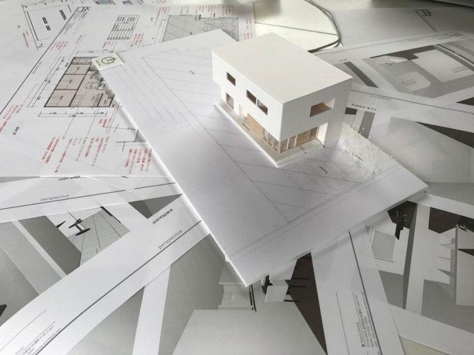 店舗併用住宅の設計