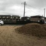 豊かで開放的なリビング空間のある平屋の住宅_ヒアリング&敷地調査