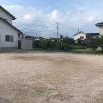 鳥取の家(敷地調査)