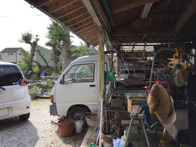 福岡の家-敷地調査