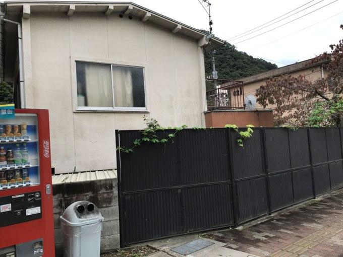三原の家-敷地調査