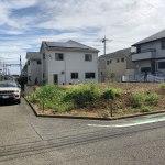 神奈川県青葉区に建つ文筆後の計画地