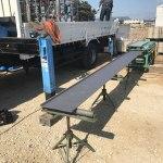 ガルバリウム鋼板屋根の現場成型
