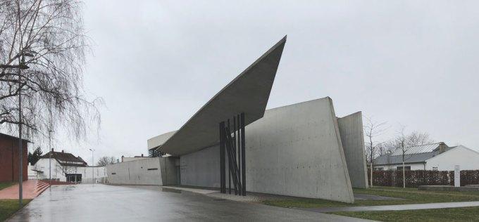 ザハ・ハディド 消防ステーション ヴィトラ