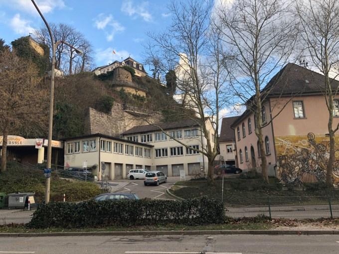 フライブルクの丘