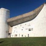 EU建築視察旅行記 – La Chapelle de Ronchamp(ロンシャンの礼拝堂)