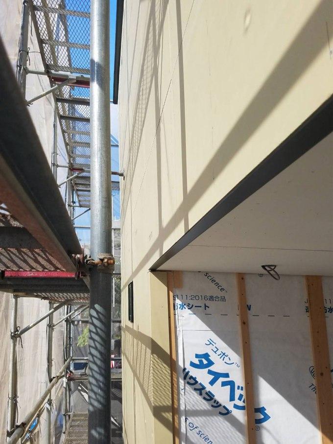 高松の家 モエン大壁工法