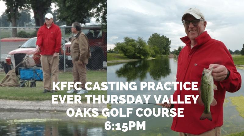 KFFC Casting Practice 2019