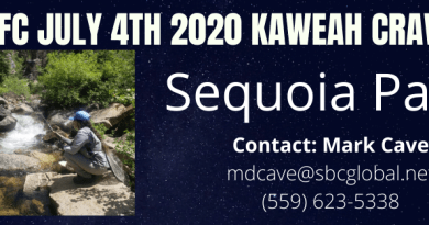KFFC July 4th, 2020 Kaweah Crawl trout fishing outing