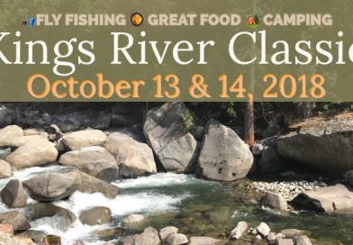 14th Annual Kings River Classic Oct 13-14, 2018
