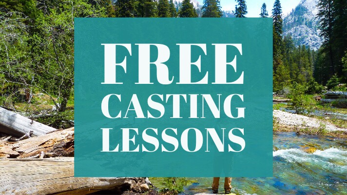 Learn to Cast and Catch Those Fish!