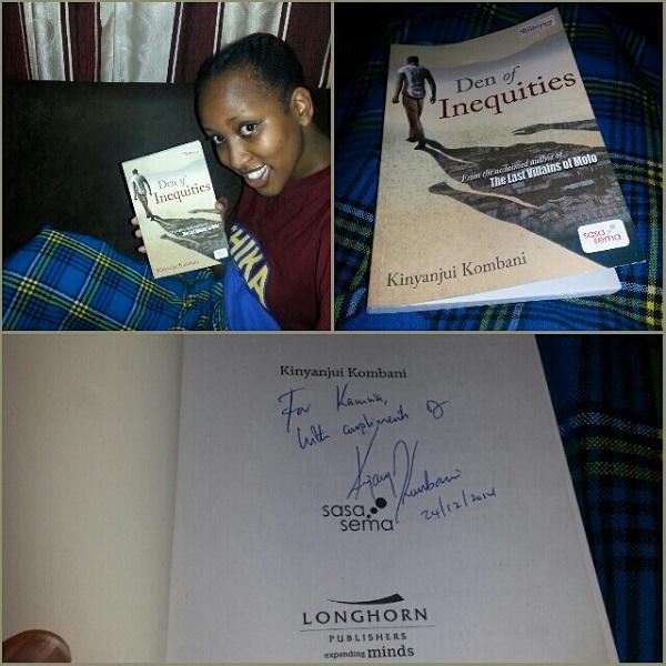Book Review, Den of Inequities, Kenya, Kenyan Writer