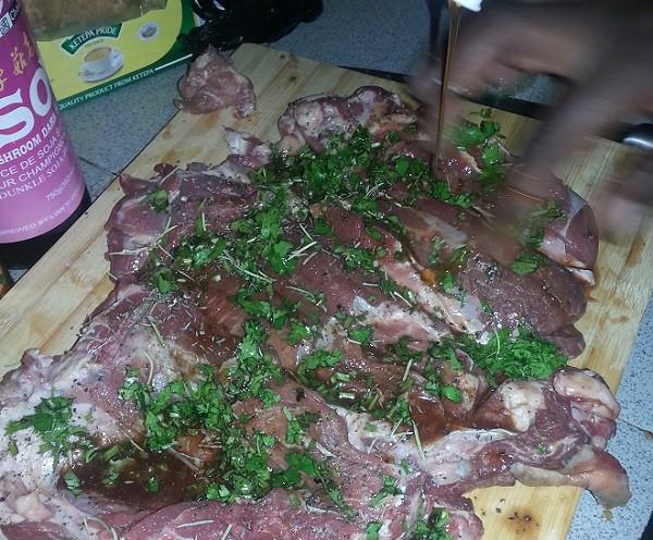 Pork Roast,