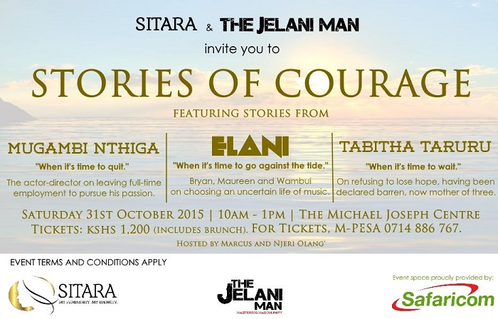 Stories of Courage, Jelani, Sitara