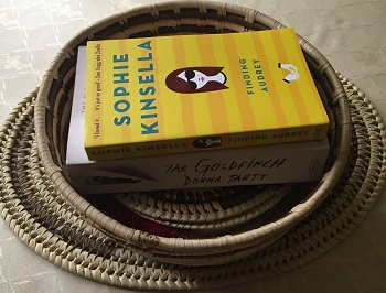 Book Review: Finding Audrey by Sophie Kinsella.