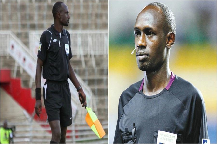 Kenyan referee Marwa among those filmed taking Bribe